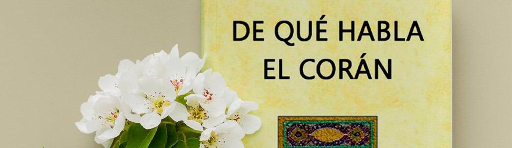 Libro sobre islam